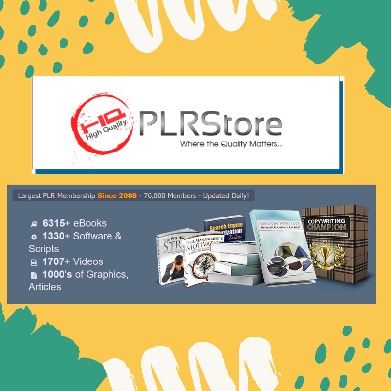 What Is PLR Content