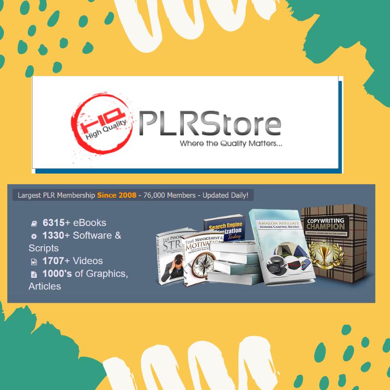 PLR Platform