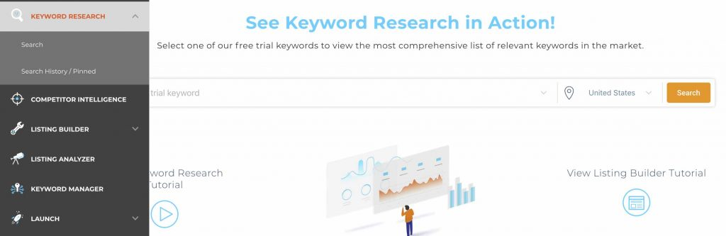 Viral Launch Keyword Research